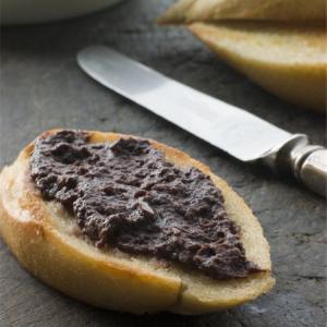 'Bruschetta' with truffles