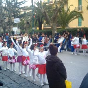 Carnival at Eboli [by google translate]