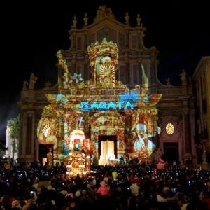 Feast of St. Agatha in Catania