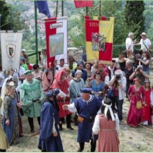 Festa medievale a Caneva
