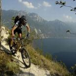 By mountain bike Italy