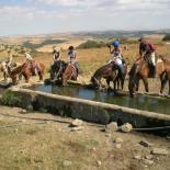 Passeggiate a cavallo Lazio