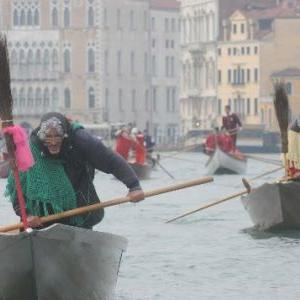 Befane Regatta in Venice