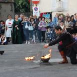 Fairs and folkloristic festivals Tuscany April
