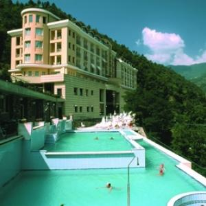 The Pigna Hot Springs