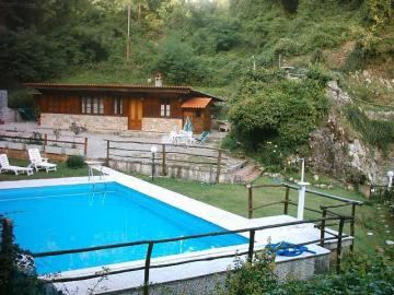 Holiday house La Fonte Pescaglia  Holiday house La Fonte Tuscany