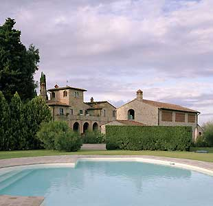 Holiday house Poggiosole Tavarnelle Val Di Pesa  Holiday house Poggiosole Tuscany