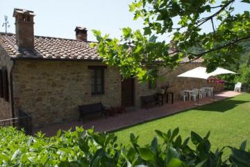 FARMHOUSE TRASIMENO LAKE UMBRIA ITALY