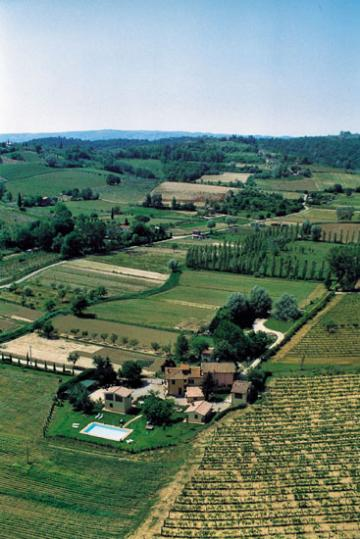 Agrotourismus Agriturismo Le Valli Castelfiorentino  Agrotourismus Agriturismo Le Valli Toskana