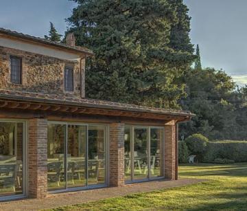 Holiday house La Rimessa Montaione  Holiday house La Rimessa Tuscany