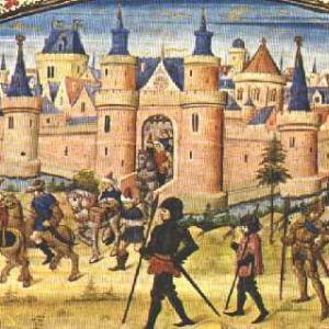 Manifestazione medievale Nella Rocca di Landolfo