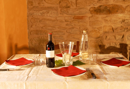 Agriturismo con ristorante per una vacanza di gusto