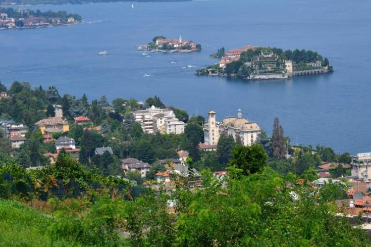 Hotel sulle sponde del lago in Italia
