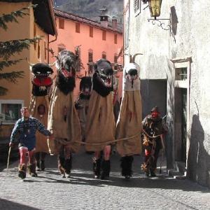 Carnevale a Termeno