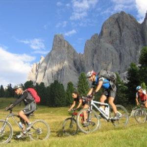 Escursioni in bicicletta in Alto Adige