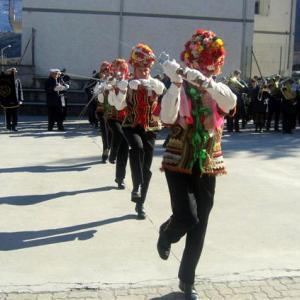 Danza delle spade a San Giorio di Susa
