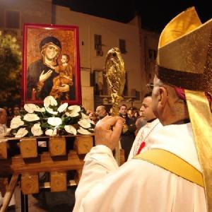 Festa della Madonna della Madia (agosto)