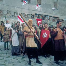 Festa della stagione bona a Greve in Chianti