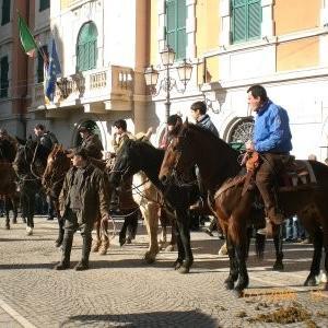 Festa di S. Antonio Abate Tuscania Viterbo