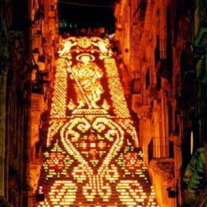 Festa di San Giacomo a Caltagirone