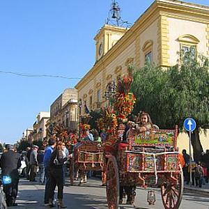 Festa di San Giuseppe a Ribera