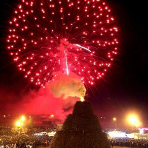 Festa di Sant'Antonio Abate Novoli Lecce