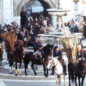 Festa di Sant'Antonio Abate Sutri Viterbo