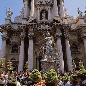 Festa di Santa Lucia Siracusa