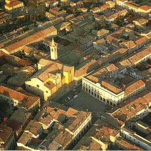 Il falò di Sant'Antonio Asola Mantova