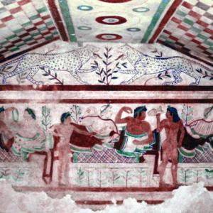 La Necropoli di Tarquinia