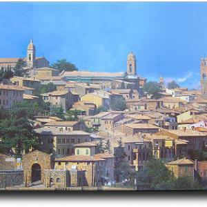 La Sagra del Tordo Montalcino Siena