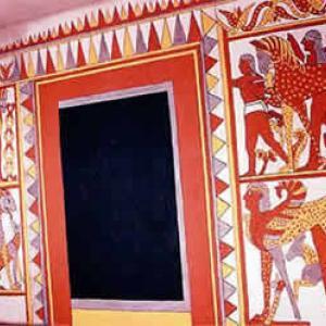 La tomba delle Anatre a Veio