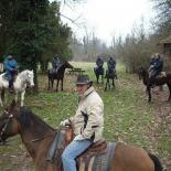 Horse riding Lombardy