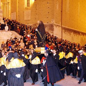 Processione del Cristo Morto a Chieti