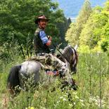 Passeggiate a cavallo Italia